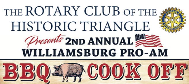 Williamsburg Rotary Pro Am BBQ